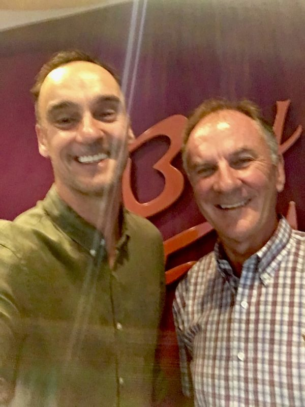 Phil Daly's Business and Lifestyle show 600x800 - Discussing wedding in Byron Bay on Bay FM
