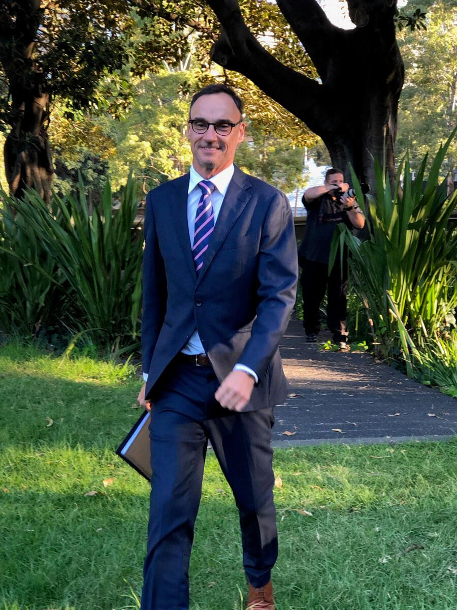dean - Choosing The Best Celebrant For Your Byron Bay Wedding